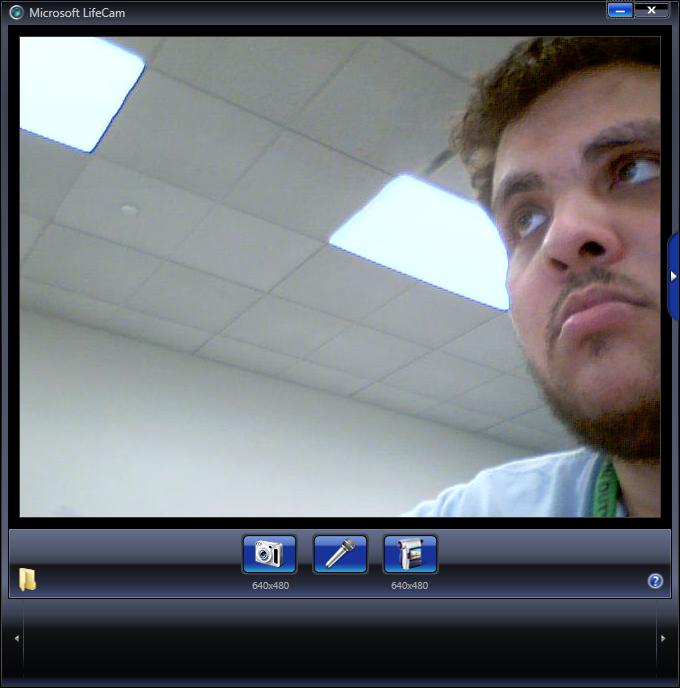 Blue Webcam/Mic - IAM MediaWiki